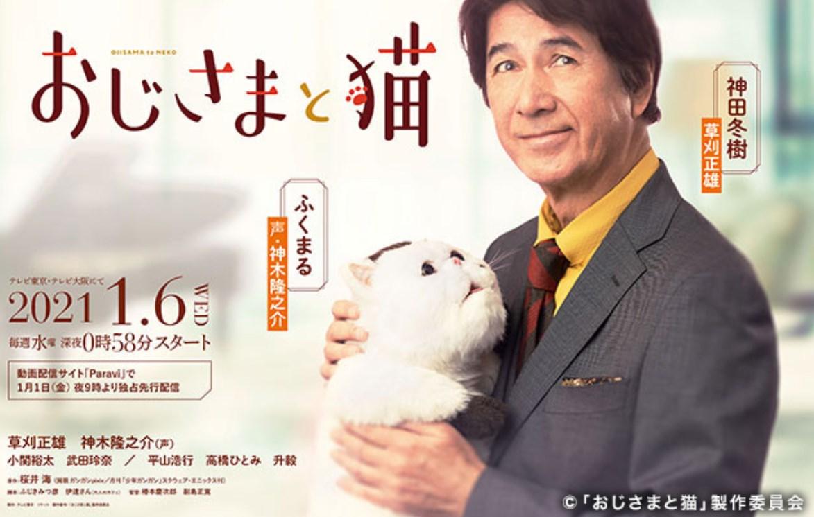おじさまと猫(全12話)